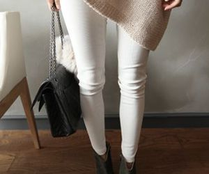 style, fashion, and boots image