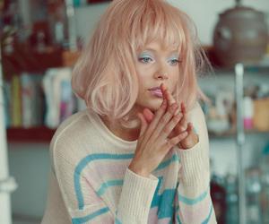 alternative, blonde, and lolita image