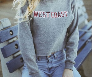 fashion, outfit, and west coast image