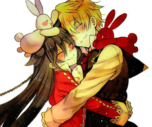 pandora hearts, anime, and alice image