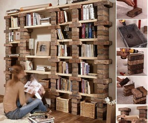 book, diy, and house image