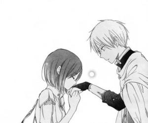 anime, shirayuki, and akagami no shirayukihime image