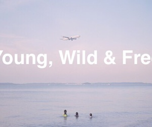 cloud, wild, and free image