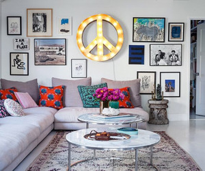 deco, decoration, and peace image