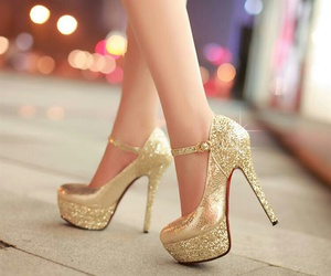 amazing, heels, and wow image