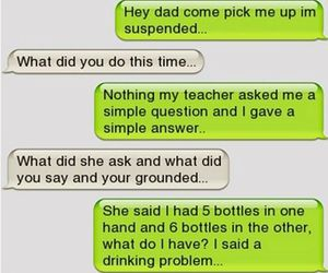 dad, funny, and lol image