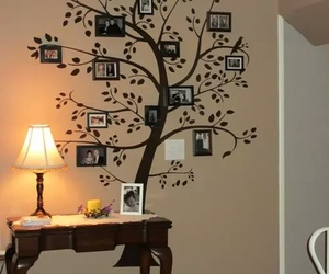 tree and photo image