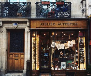 atelier, old, and store image