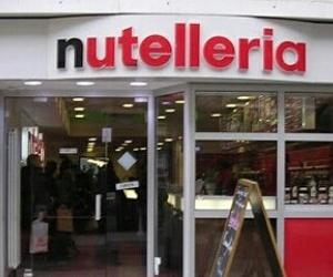 nutella, food, and nutelleria image