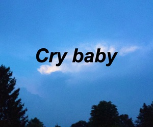 alternative, badlands, and cry baby image