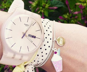 fashion, swatch, and watch image