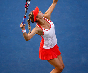 tennis, us open, and bouchard image