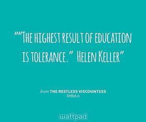 education, helen keller, and people image