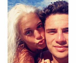 tommy, lottie tomlinson, and one direction image