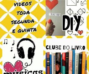 diy, ️livros, and video image