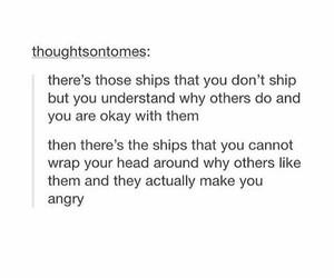 otp, ships, and supernatural image