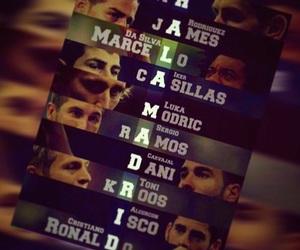 football, Ronaldo, and ramos image