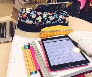 backpack, books, and homework image