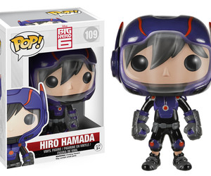 big hero 6, funko, and funko pop image