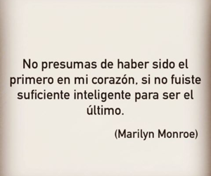 marylin monroe and frases image
