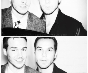 skylar astin, tvd, and pitch perfect image