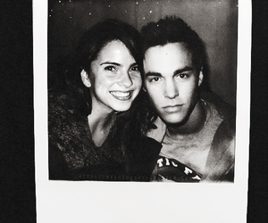 shelley hennig and chris wood image