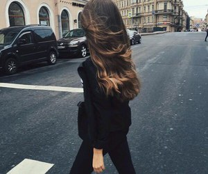 hair, style, and street image