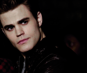 boys, the vampire diares, and paul wesley image