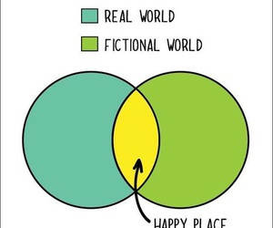 book, fictional, and world image