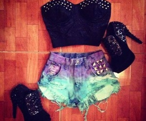 clothes, girly, and pink image