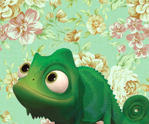 disney, pascal, and wallpaper image