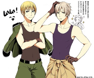 aph, germany, and hetalia image