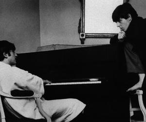 john lennon, Paul McCartney, and the beatles image