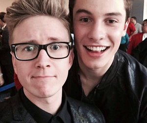 shawn mendes and tyler oakley image