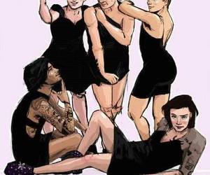 one direction, little black dress, and liam payne image