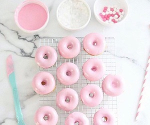 delicious, donut, and sweet image