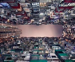 photography, city, and hong kong image