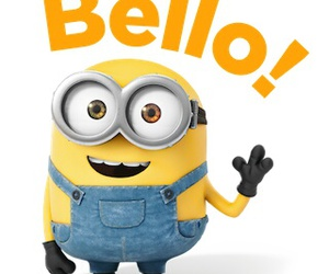 minions and bello image