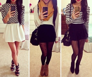 accessories, black, and booties image