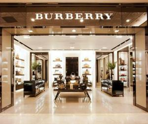 Burberry and store image