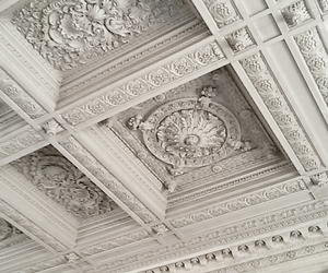 architecture, art, and details image