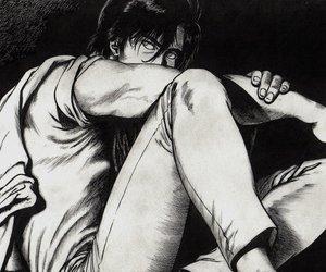 anime, manga, and city hunter image
