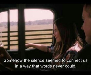 quotes, silence, and movie image