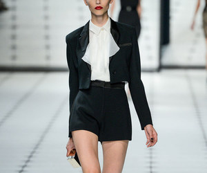 catwalk, fashion, and spring 2013 image