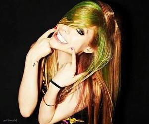Avril Lavigne, smile, and Avril image