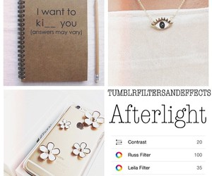 instagram and afterlight image