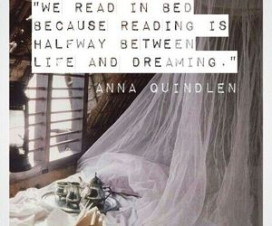 book, Dream, and reading image