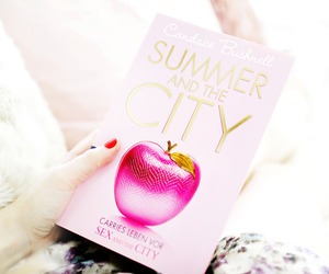 books, girly, and pink image