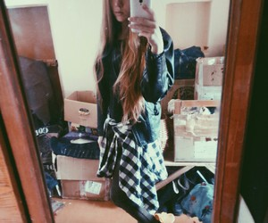 longhair, blackclothes, and totalblack image