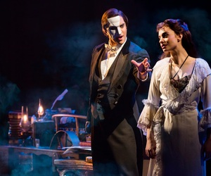 Phantom of the Opera, music of the night, and cooper grodin image